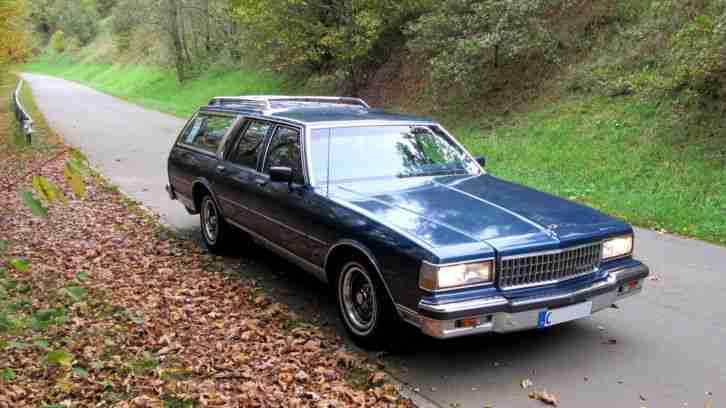 Chevrolet Caprice Classic Station Wagon 5l V8 Die Besten Angebote Amerikanischen Autos