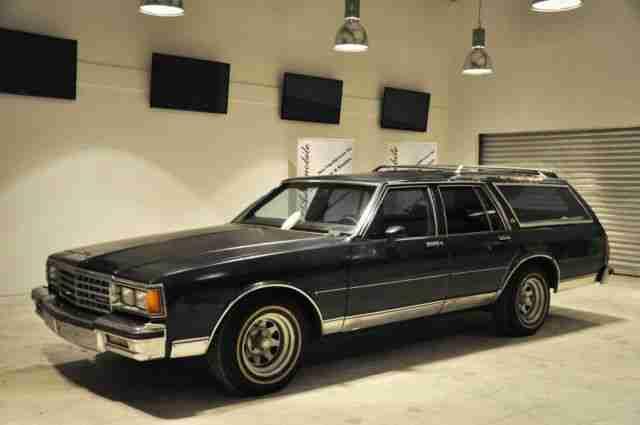 Chevrolet Caprice Station Wagon 1981 Angebote Dem Auto Von Anderen Marken