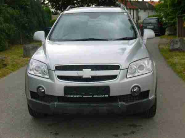 Chevrolet Captiva 2.0 4WD 7 Sitzer LT Exclusive