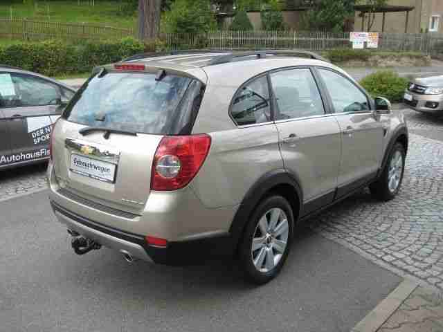 Chevrolet Captiva 2.0 D LT Exclusive 4WD Allrad KLIMA