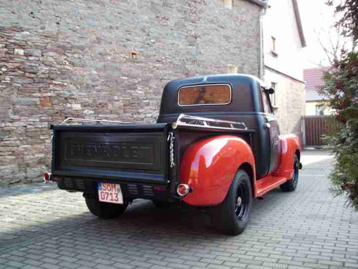 Chevrolet Chevy Pickup 3100 Bj. 1954