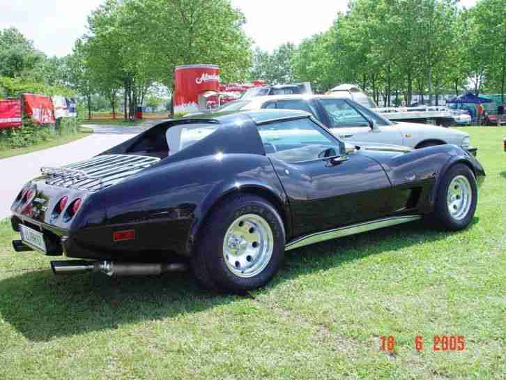 chevrolet corvette c3 targa stingray 1977 die besten. Black Bedroom Furniture Sets. Home Design Ideas