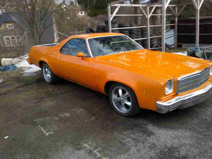 Chevrolet El Camino 1974 Big Block 7, 5l Custom Selten