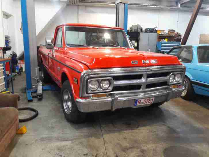 Chevrolet GMC C10 Pickup 1970 Longbed Matching Numbers
