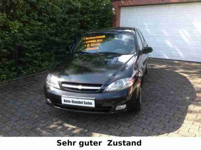 Chevrolet Lacetti 2.0 D CDX Top Zustand