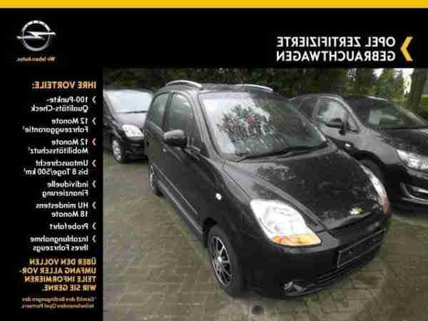 Chevrolet Matiz 1, 0 Klima, Radio CD