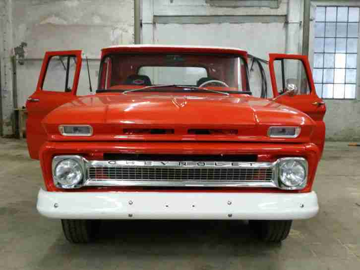 Chevrolet Pickup C 20 Bj. 7 1962