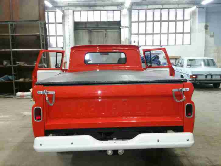 Chevrolet Pickup C 20 Bj. 7/1962 , Wertgutachten 25.000,00€ Matching Number