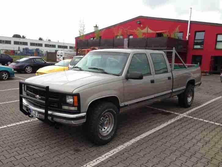 Chevrolet Silverado C3500 Pick Up