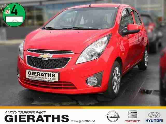 chevrolet spark 1 0 ls klima cd usb angebote dem auto. Black Bedroom Furniture Sets. Home Design Ideas
