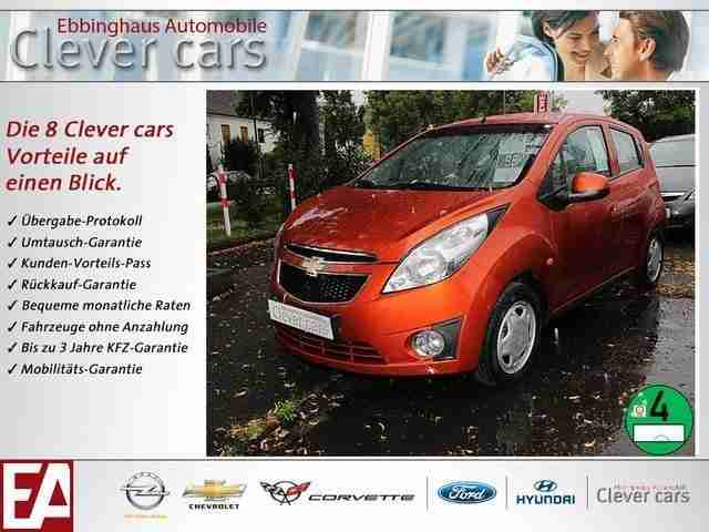 Chevrolet Spark 1, 0 LS Klima Radio CD MP3