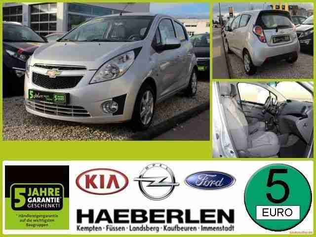 Chevrolet Spark 1.0 LS Klima Radio CD USB Metallic