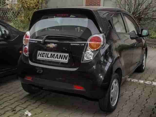 Chevrolet Spark LS 1,0 Klima, CD mp3, Servo, ZV mit Fun