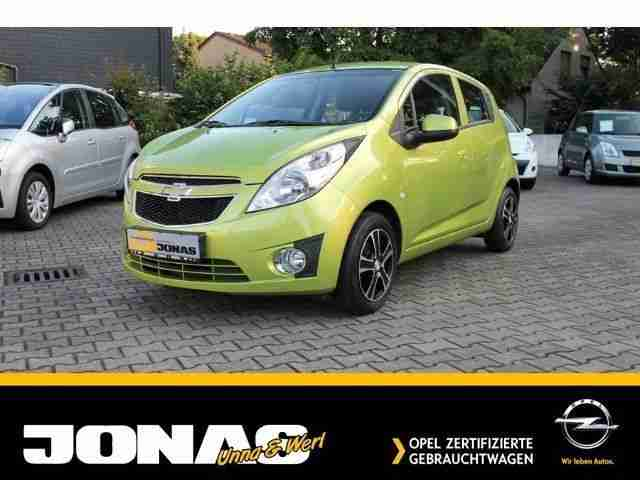 Chevrolet Spark LS Klima Alu Felgen Radio CD MP3