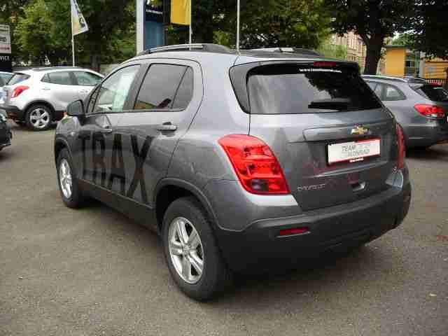 chevrolet trax ls 1 7 td 6mt vorf hrwagen angebote dem auto von anderen marken. Black Bedroom Furniture Sets. Home Design Ideas