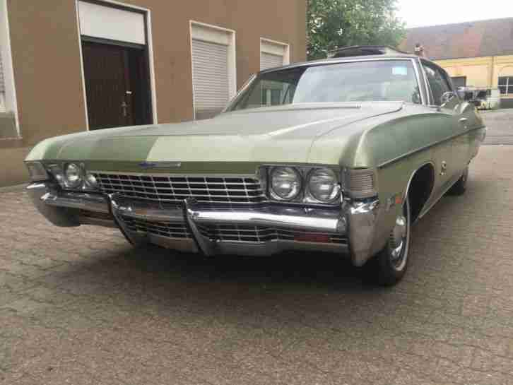 Chevy Chevrolet Impala Custom 1968 in TOP Zustand. 325 PS