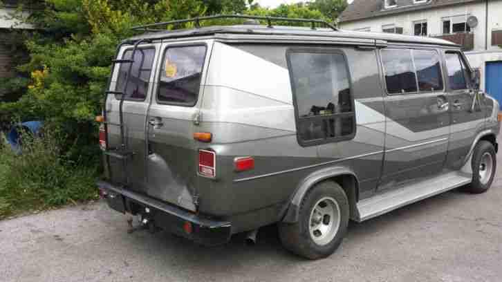 chevy van g20 bj 1979 sokfzwomo die besten angebote amerikanischen autos. Black Bedroom Furniture Sets. Home Design Ideas