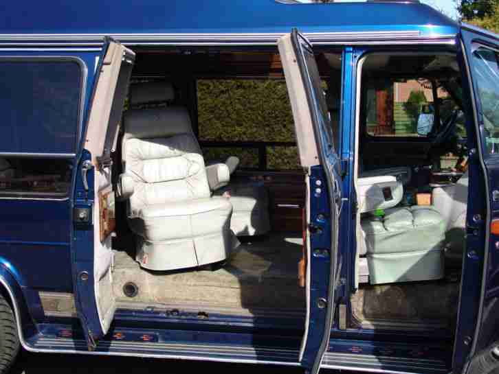 chevy van gmc vandura g20 mit lpg gasanlage die besten. Black Bedroom Furniture Sets. Home Design Ideas