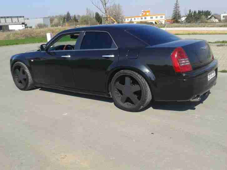 Chrysler 300 C 3,5L Black Edition