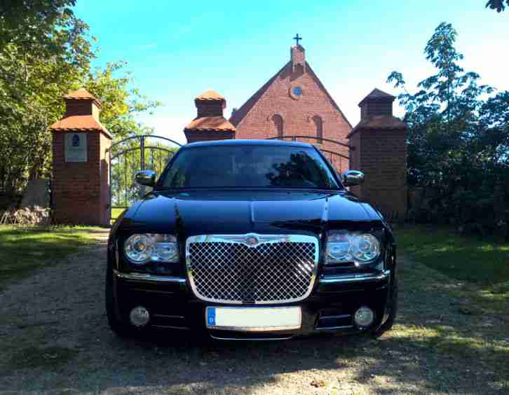 "Chrysler 300C 3.0 CRD ""Custom"" Bentley-Optik, V8 Sound, Pokalsieger, *Video*"