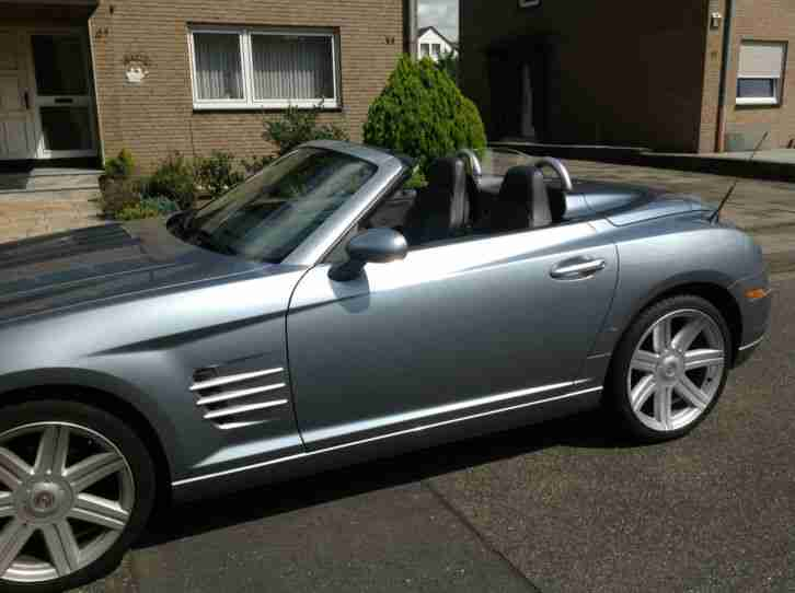 chrysler crossfire cabrio 2006 angebote dem auto von. Black Bedroom Furniture Sets. Home Design Ideas