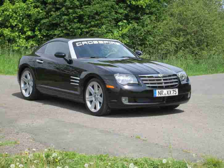 Chrysler Crossfire Coupe Schalter HU Neu Top