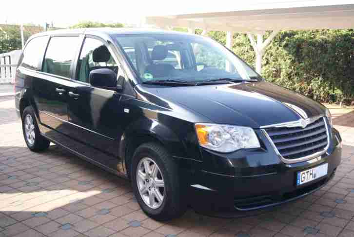 Chrysler Grand Voyager 2,8 CRD Automatik LX / Bj. 2009 / MwSt. ausweisbar