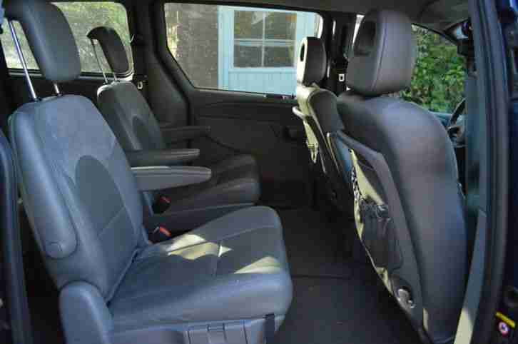 chrysler grand voyager 2 8 crd t v die besten angebote amerikanischen autos. Black Bedroom Furniture Sets. Home Design Ideas