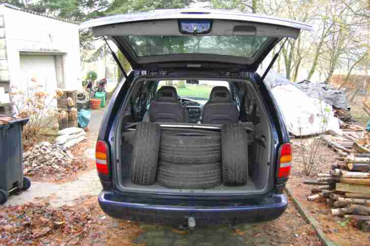 Chrysler Grand Voyager LE 3,3 mit Tuning