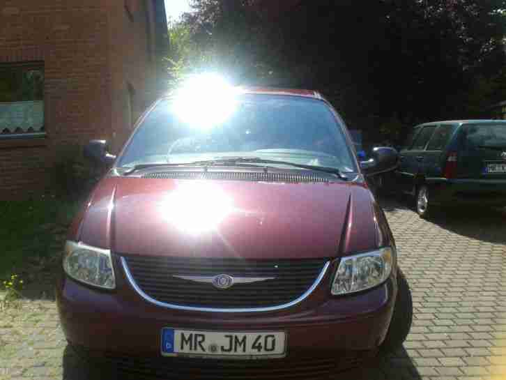 Chrysler Grand Voyager RG 2, 5 CRD