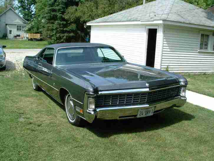 Chrysler Imperial Le Baron Hardtop Coupe