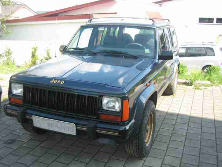 Chrysler Jeep Cherokee Turbo Diesel