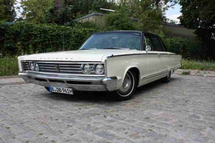 Chrysler Newport Bj: 1966 1a Zustand 100%