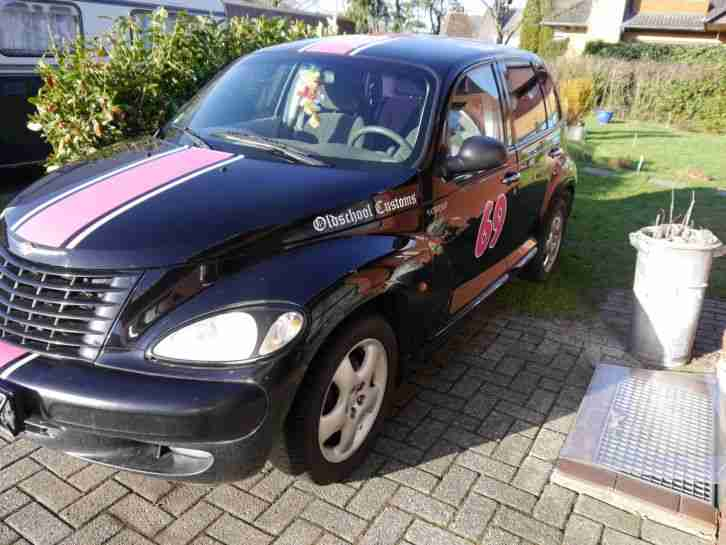 chrysler pt cruiser 2 0 touring edition mit t v die besten angebote amerikanischen autos. Black Bedroom Furniture Sets. Home Design Ideas