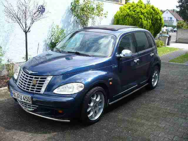 chrysler pt cruiser 2 0 l mit komplettsatz die besten angebote amerikanischen autos. Black Bedroom Furniture Sets. Home Design Ideas