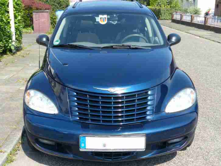 Chrysler PT Cruiser 2.2 CRD Limited