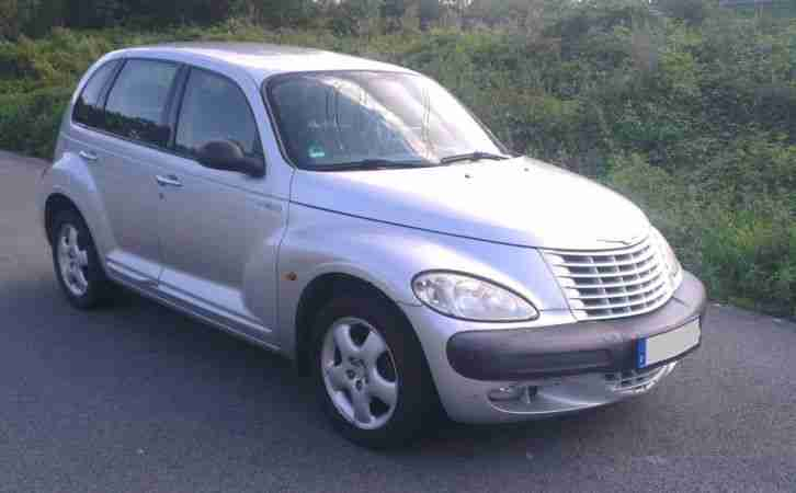 chrysler pt cruiser limited 2 0 automatik lpg die besten angebote amerikanischen autos. Black Bedroom Furniture Sets. Home Design Ideas
