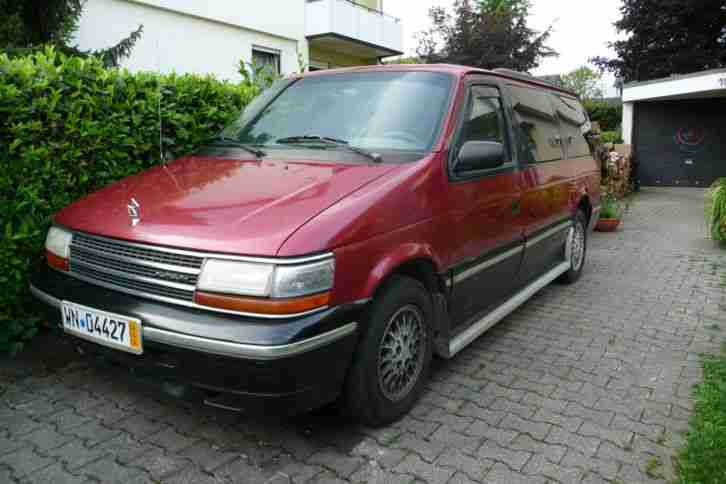Chrysler (Plymouth) Grand Voyager 3, 8l