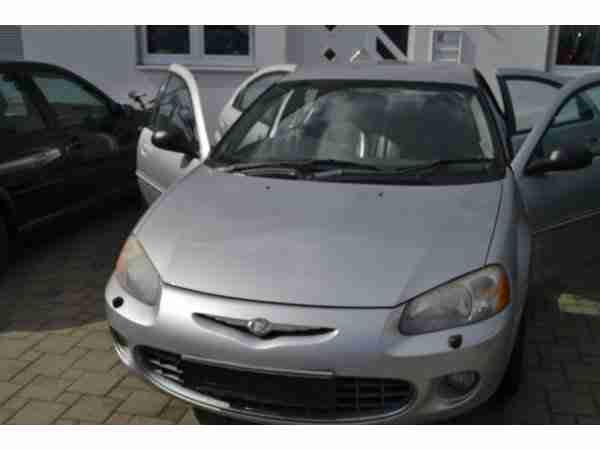 Chrysler Sebring, 2.0 140PS , Kilometerstand 134424 EZ