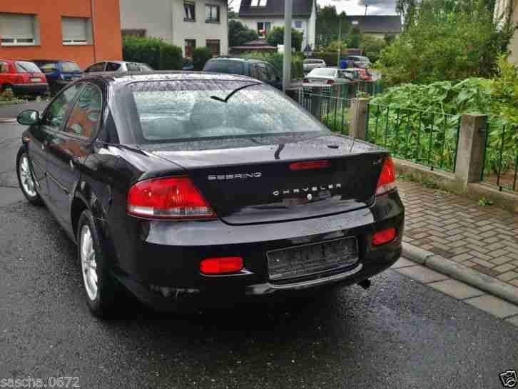 Chrysler Sebring 2, 0 l