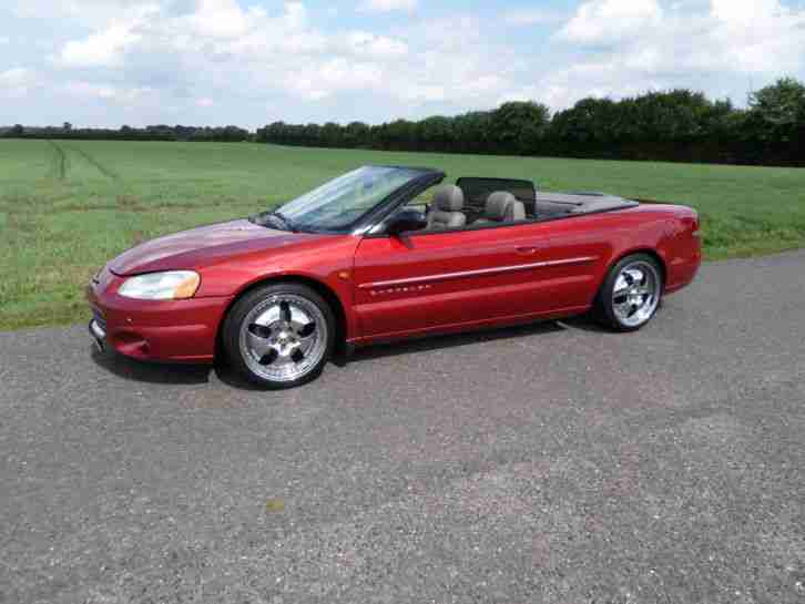 Chrysler Sebring absoluter Hingucker