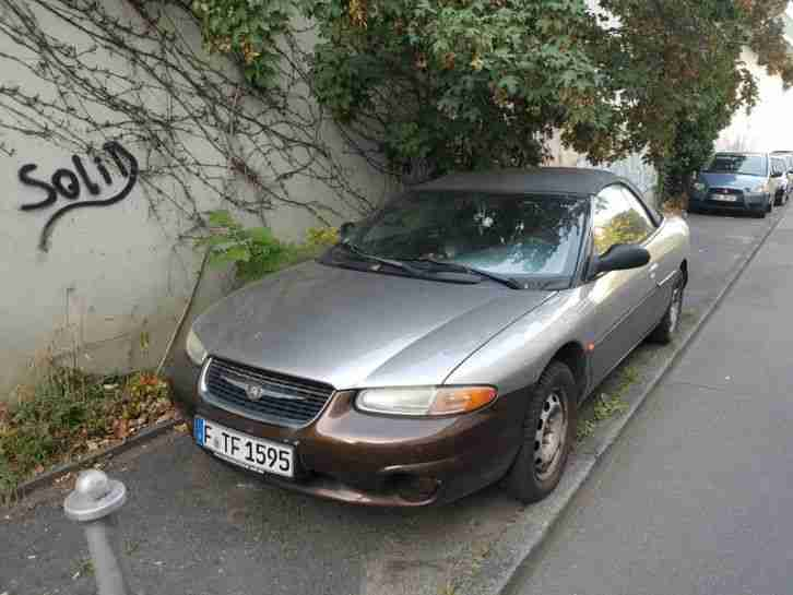 Chrysler Stratus Auto Hot Player Kiste Cabrio Limosine