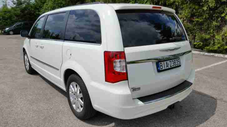 Chrysler Town & Country NAVI, Kamera, 2xDVD!