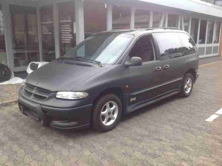 Chrysler Voyager 2.4 MS Design Styling Matt Look