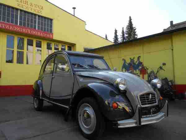 Citroen 2CV Charleston Bj 05 86 1te Hand 32908
