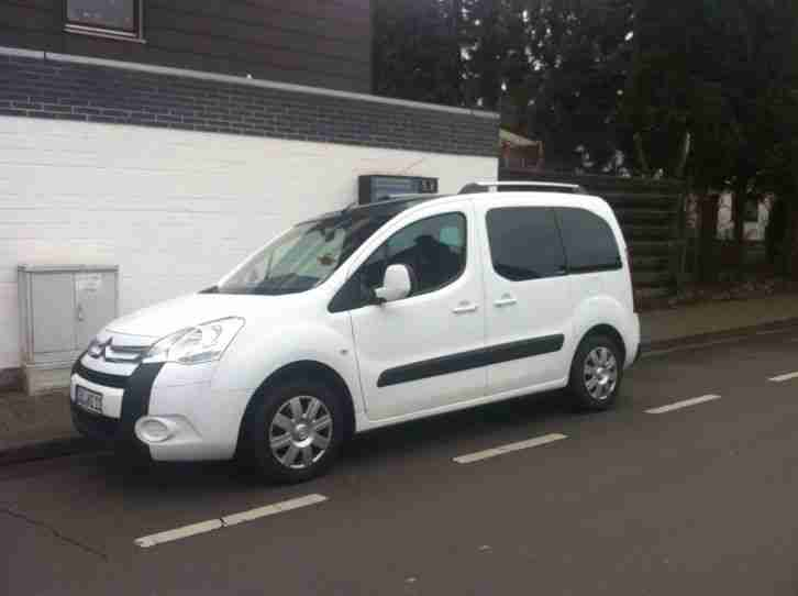 Citroen Berlingo Multispace HDI 110 TOP AUSSTATTUNG