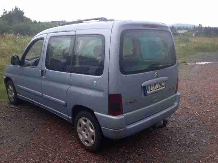 Citroen Berlingo Spacelight