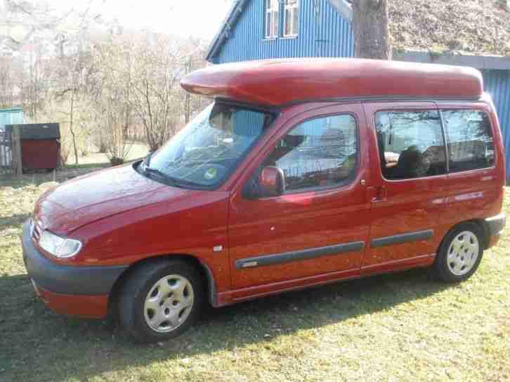 bitte mini campingwagen