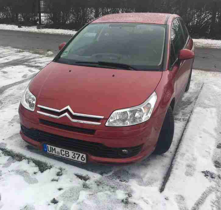 Citroen C4 Coupe 1, 4
