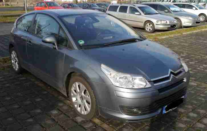 Citroen C4 Coupé 1.6 HDI